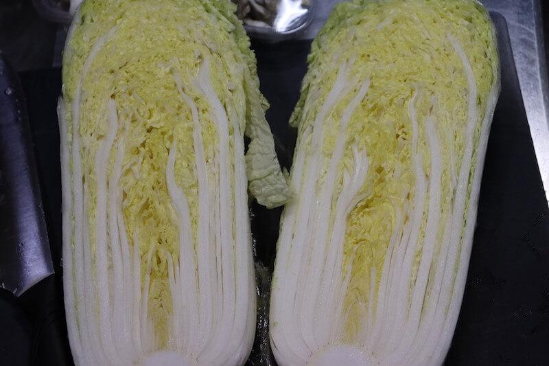 オイシックスのベビー白菜